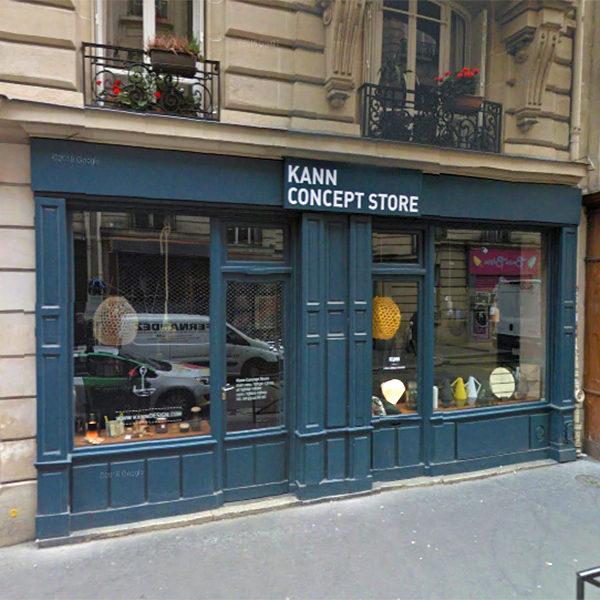 パリのインテリアショップ『KANN』AIR BISお取扱い。