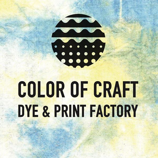 【色×布 Dye & Print Factory 大阪】